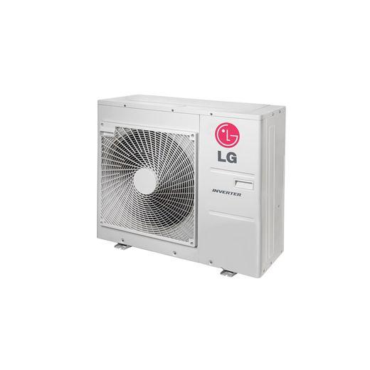 Condensadora Ar Condicionado Multi-Split LG Inverter 30.000 BTU/h (1x 7.200 e 2x 11.900) Quente/Frio 220V | STRAR