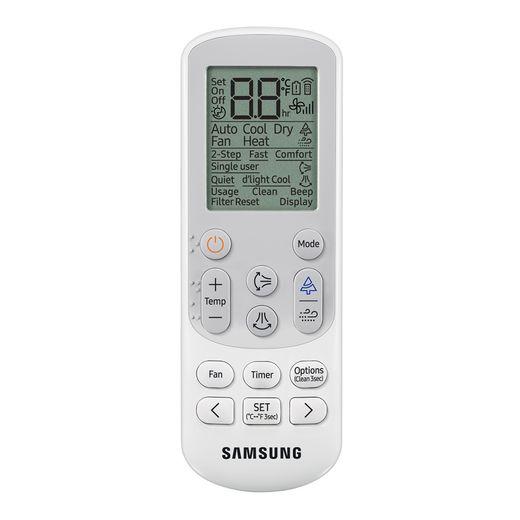 Controle Ar Condicionado Split Hi-Wall Samsung Digital Inverter 12.000 BTU/h Quente/Frio 220v | STR AR