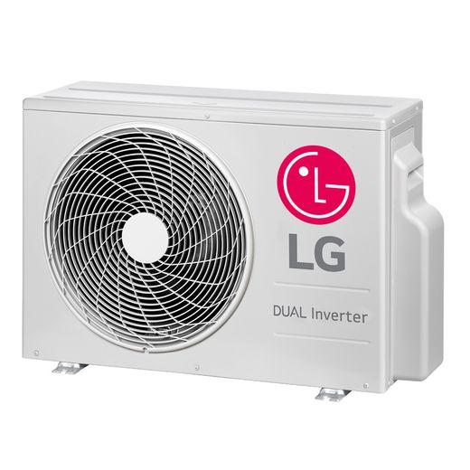 Condensadora Ar Condicionado Split LG DUAL Inverter Econômico 18.000 Btu/h Quente/Frio 220V | STR AR