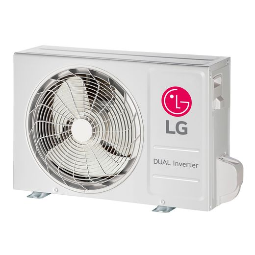 Condensadora  Ar Condicionado Split LG DUAL Inverter Econômico 9.000 Btu/h Frio 220V | STR AR