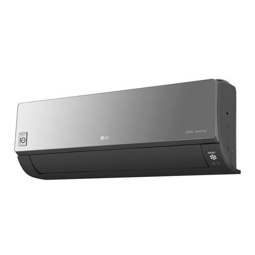 Evaporadora Ar Condicionado Split LG DUAL Inverter Artcool Econômico 12.000 Btu/h Quente/ Frio 220V  | STR AR
