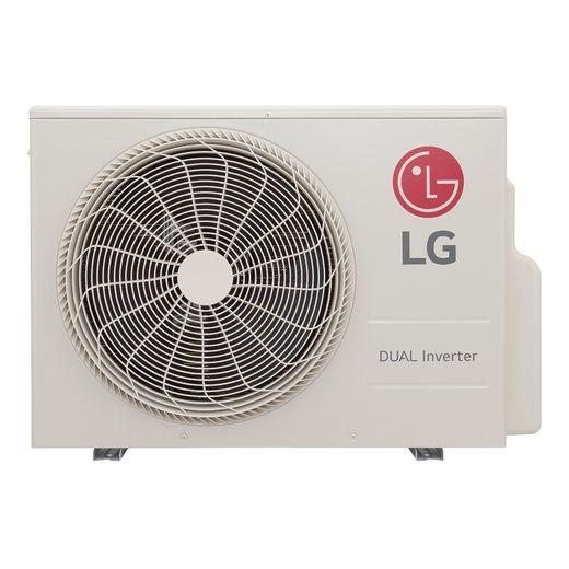 Condensadora Ar Condicionado Split LG DUAL Inverter Artcool Econômico 22.000 Btu/h Quente/ Frio 220V | STR AR