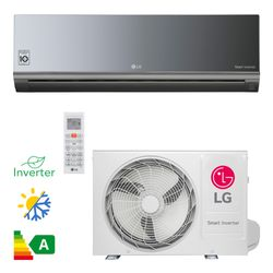 Ar Condicionado Split Hi Wall LG Smart Inverter Artcool 9.000 Btu/h Quente/Frio 220v | STR AR