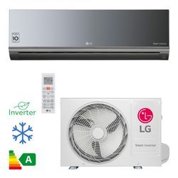 Ar Condicionado Split Hi Wall LG Smart Inverter Artcool 9.000 Btu/h Frio 220v  | STR AR