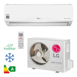 Ar Condicionado Split Hi Wall LG Smart Inverter 11.500 Btu/h Frio 220v | STR AR