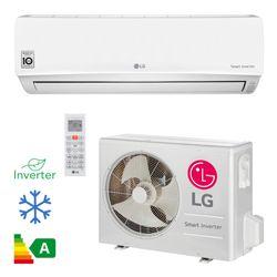 Ar Condicionado Split Hi Wall LG Smart Inverter 11.500 Btu/h Frio 220v | STR AR