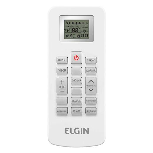 Controle Split Hi-Wall Elgin Eco Logic 24.000 BTU/h Frio 220V  | STRAR