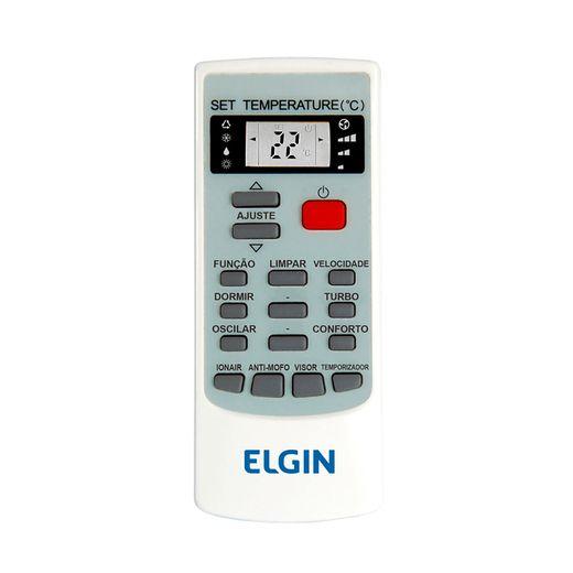 Controle Ar Condicionado Split Hi-Wall Elgin Eco Power 9.000 BTU/h Quente/Frio | STRAR