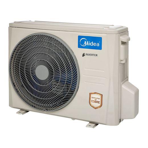 Condensadora Ar Condicionado Split Hi-Wall Springer Midea Inverter 9.000 BTU/h Quente/Frio 220V  | STR AR