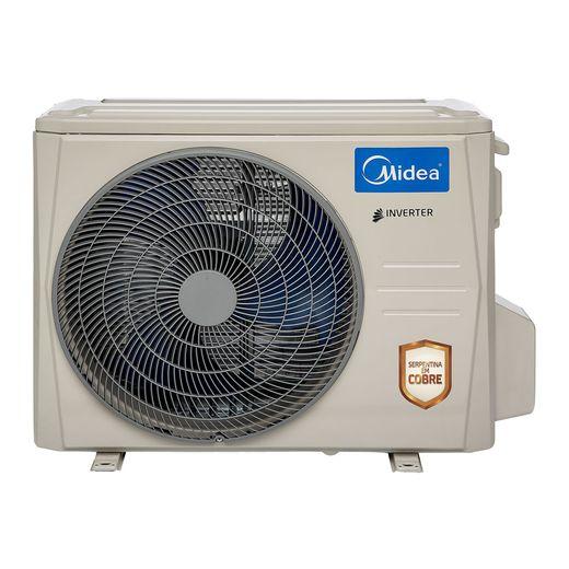 Condensadora Ar Condicionado Split Hi-Wall Springer Midea Inverter 23.000 BTU/h Quente/Frio 220V  | STR AR