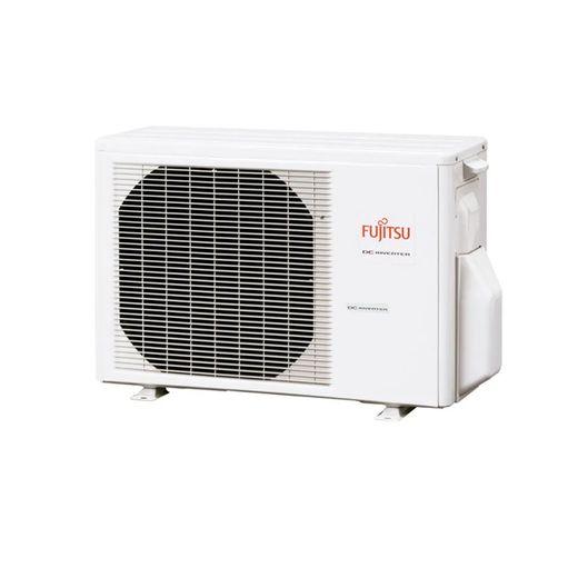 Condensadora Ar Condicionado Multi Split Inverter Fujitsu 14.000 BTU/h (1x 12.000 e 1x 09.000) Quente/Frio 220v  | STR AR