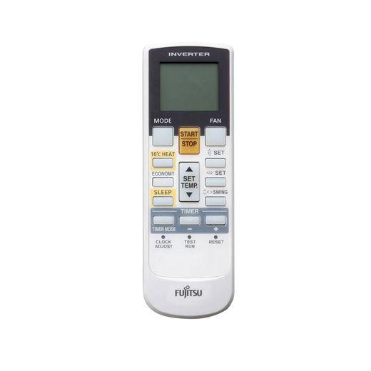 Controle Ar Condicionado Multi Split Inverter Fujitsu 23.000 BTU/h (2x 09.000 e 1x 18.000) Quente/Frio 220v  | STR AR