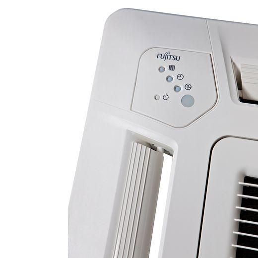 Ar Condicionado Split Cassete Inverter Fujitsu 17.000 BTU/h Quente/Frio 220v  | STR AR