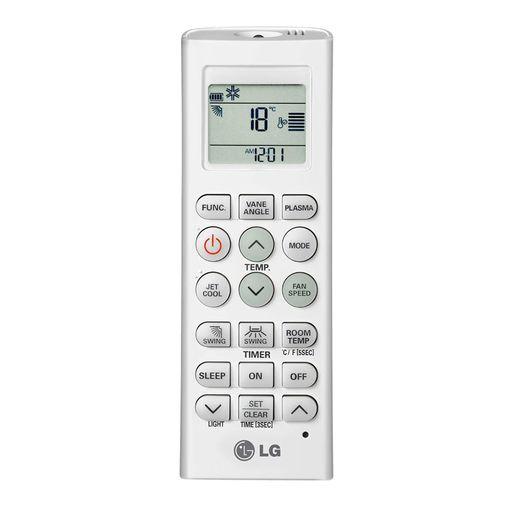 Controle Ar Condicionado Split Cassete Inverter LG 24.000 BTU/h Quente/Frio 220V  | STR AR