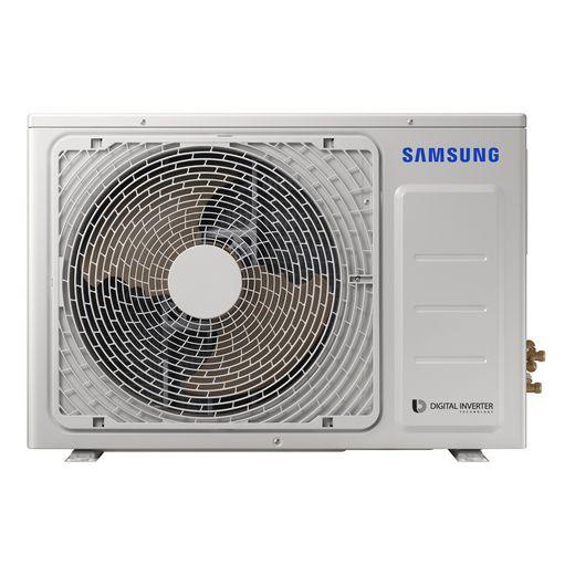 Condensadora Ar Condicionado Split Hi-Wall Samsung Inverter Wind Free 12.000 Btu/h Quente/Frio 220v - AR12NSPXBWKNAZ   STR AR
