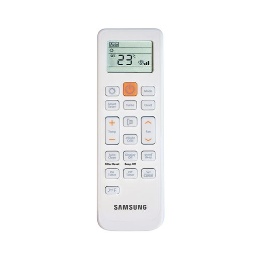controle Ar Condicionado Split Hi-Wall Samsung Digital Inverter 21.500 BTU/h Frio 220V - 8 Polos  | STR AR