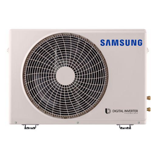 condensadora Ar Condicionado Split Hi-Wall Samsung Inverter Wind Free 9.000 Btu/h Quente/Frio 220v - AR09NSPXBWKNAZ  | STR AR