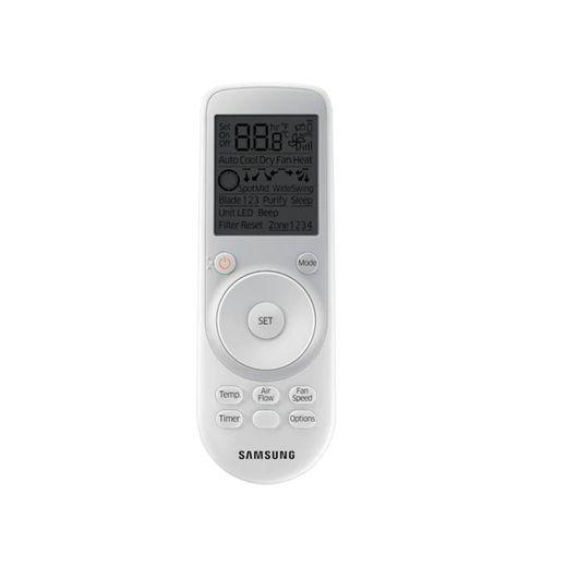 Controle Ar Condicionado Cassete Samsung Digital 360º Inverter 24.000 BTU/h Quente/Frio 220V - AC024MNPKH | STR AR