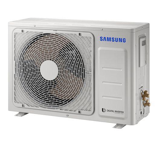 Condensadora Ar Condicionado Split Hi-Wall Samsung Inverter Wind Free 18.000 BTU/h Quente/Frio 220v | AR18NSPXBWKNAZ | STRAR