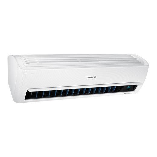 Ar Condicionado Split Hi-Wall Samsung Inverter Wind Free 18.000 BTU/h Quente/Frio 220v | AR18NSPXBWKNAZ | STRAR