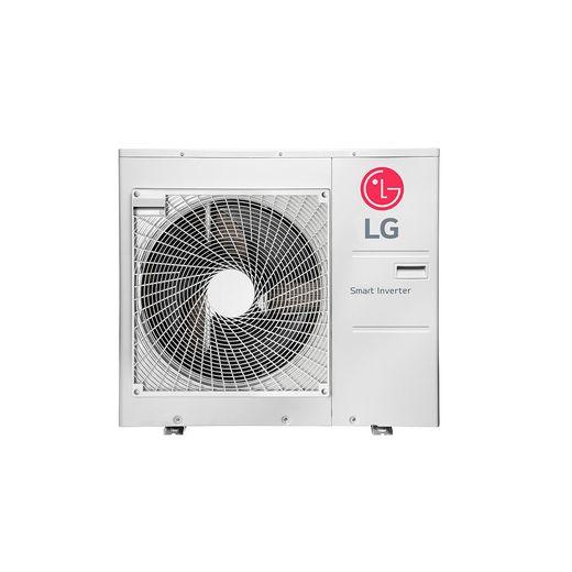 Condensadora Ar Condicionado Multi-Split LG Inverter 30.000 BTU/h (2x 11.900) Quente/Frio 220V | STRAR
