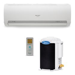 Ar Condicionado Split Hi-Wall Springer Midea 9.000 BTU/h Quente/Frio 220V | STR AR