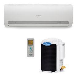 Ar Condicionado Split Hi-Wall Springer Midea 18.000 BTU/h Quente/Frio 220V | STR AR