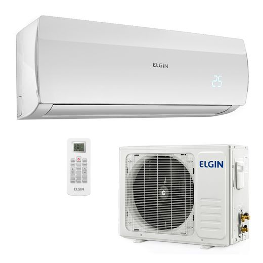 Ar Condicionado Split Hi-Wall Elgin Eco Logic 30.000 BTU/h Quente/Frio 220V |STR