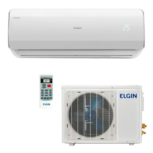 Ar Condicionado Split Hi-Wall Elgin Eco Power 9.000 BTU/h Quente/Frio | STRAR