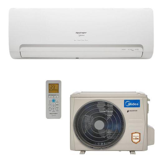 Ar Condicionado Split Hi-Wall Springer Midea Inverter 9.000 BTU/h Frio 220V | STR AR