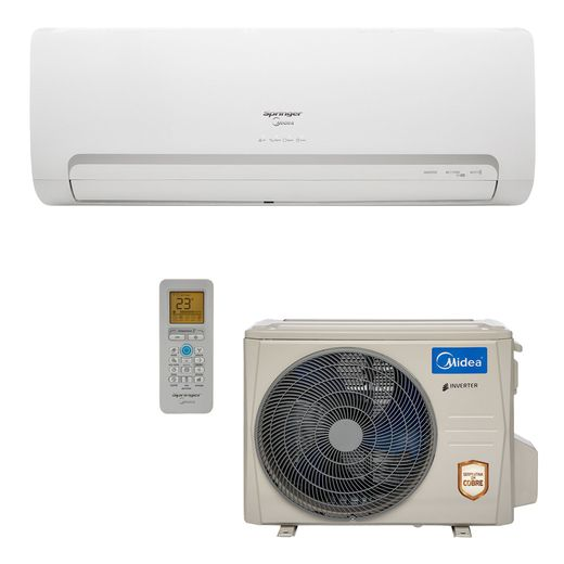 Ar Condicionado Split Hi-Wall Springer Midea Inverter 23.000 BTU/h Frio 220V  |STR AR