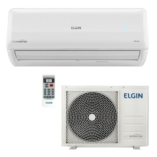 Ar Condicionado Split Hi-Wall Eco Inverter Elgin 30.000 BTU/h Frio 220v | STR AR