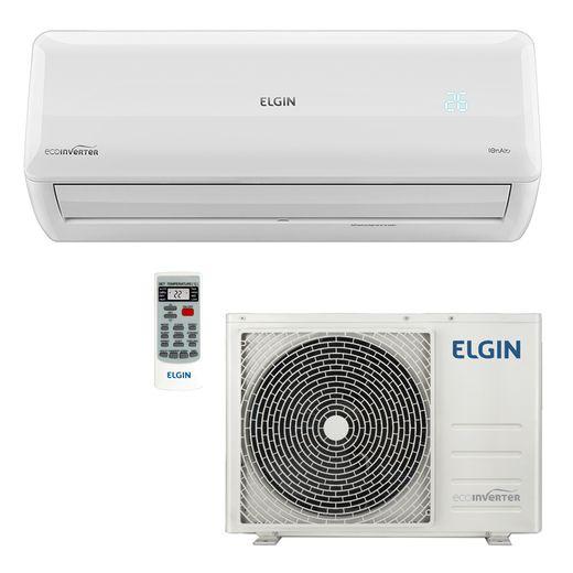 Ar Condicionado Split Hi-Wall Eco Inverter Elgin 30.000 BTU/h Quente/Frio 220v  | STR AR