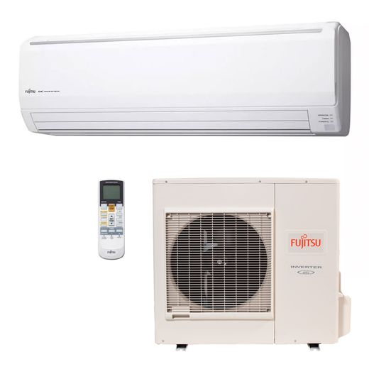 Ar Condicionado Split Hi Wall Fujitsu Inverter 27.000 Btu/h Frio 220v   STRAR
