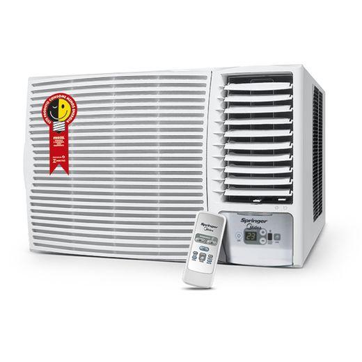 Ar-Condicionado-Springer-Midea-Janela-21.000-BTU-h---Frio-220V---Eletronico-- -STR-AR