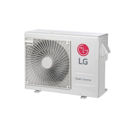 Condensadora Ar Condicionado Multi-Split LG Inverter 24.000 BTU/h (1x 8.500 e 1x 17.100) Quente/Frio 220V | STRAR