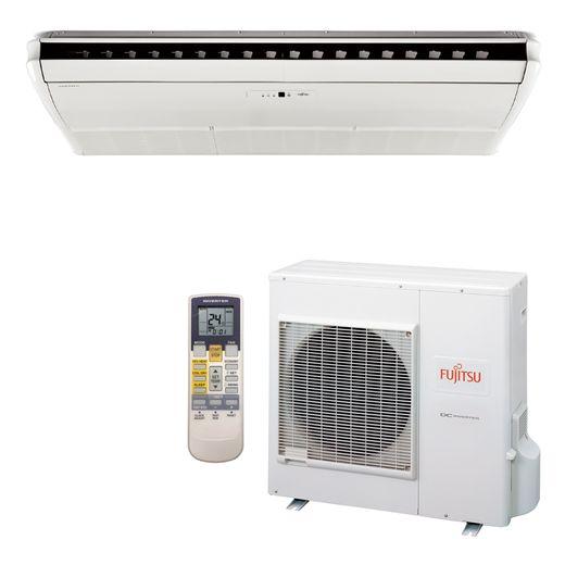 Ar-Condicionado-Split-Teto-Fujitsu-Inverter-32.000-Btu-h-Quente-Frio-220v