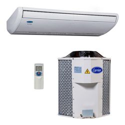 Ar Condicionado Split Piso Teto Carrier Space Inverter 36.000 BTU/h Frio 220v  | STRAR