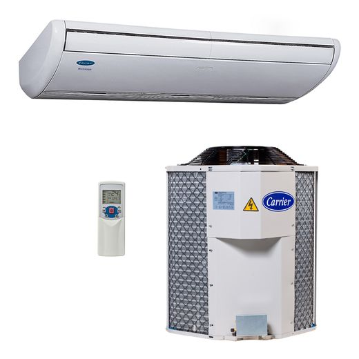 Ar Condicionado Split Piso Teto Carrier Space Inverter 54.000 BTU/h Frio 220v  | STRAR