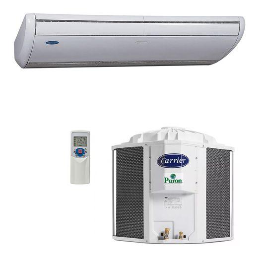 Ar Condicionado Carrier Piso Teto Space Eco Saver c/ Gás Ecológico R-410 57.000 BTU/h - Frio 220V  | STRAR