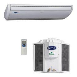 Ar Condicionado Split Carrier Piso Teto Space Eco Saver c/ Gás Ecológico R-410 47.000 BTU/h - Frio 380V  | STRAR