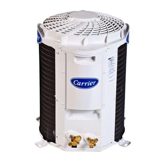 Condensadora Ar Condicionado Split Piso Teto Space Carrier 29.000 BTU/h Quente/Frio 220V  | STRAR
