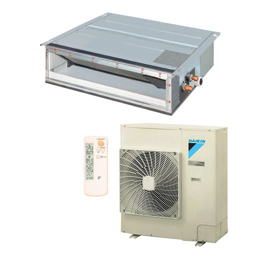 Ar Condicionado Duto Sky Air Inverter Daikin 31.000 BTU/H Quente/Frio 220v  | STR AR