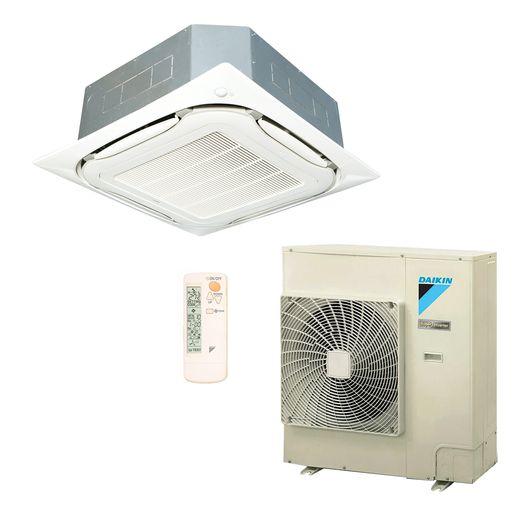 Ar Condicionado Daikin Cassete SkyAir Inverter 36.000 BTU/h Quente/Frio 220v   STR AR
