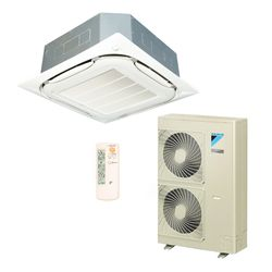 Ar Condicionado Daikin Cassete SkyAir Inverter 42.000 BTU/h Quente/Frio 220v | STR AR