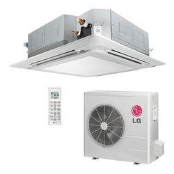 Ar Condicionado Split Cassete LG Inverter 28.000 BTU/h Quente/Frio 220V | STR AR