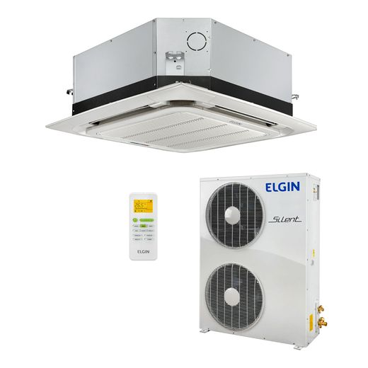 Controle-Ar-Condicionado-Split-Cassete-Elgin-60.000-BTU-h-Frio-220V--|-STR-AR