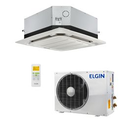 Controle-Ar-Condicionado-Split-Cassete-Elgin-Eco-36.000-BTU-h-Frio-220V