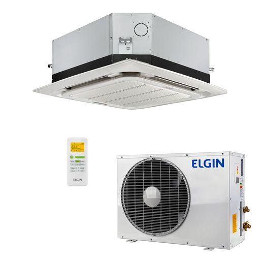 Controle-Ar-Condicionado-Split-Cassete-Eco-Elgin-24.000-BTU-h-Frio-220V-- -STR-AR