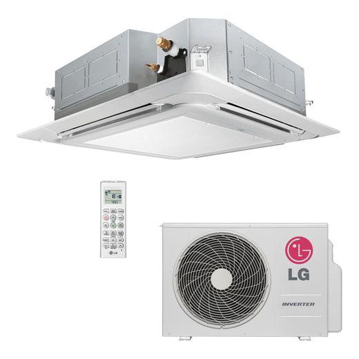 Ar Condicionado Split Cassete Inverter LG 17.000 BTU/h Frio 220V  | STR AR
